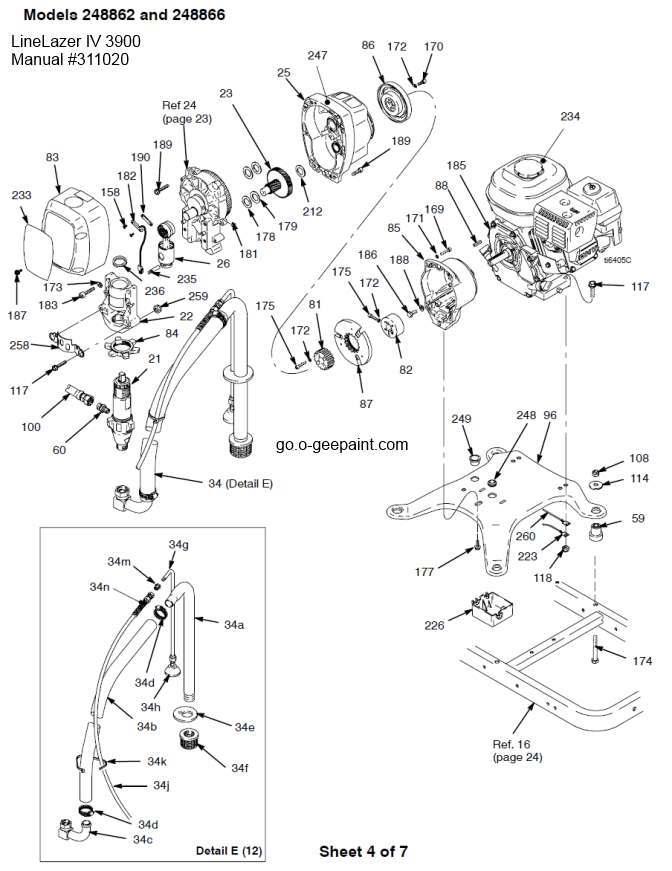 Graco Linelazer 3900 Repair Manual