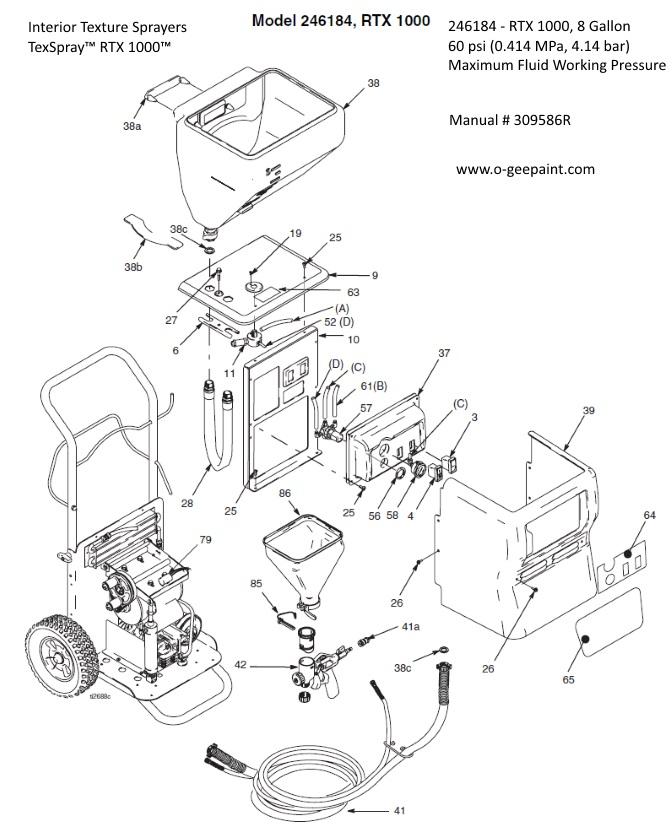 Graco Wiring Diagram