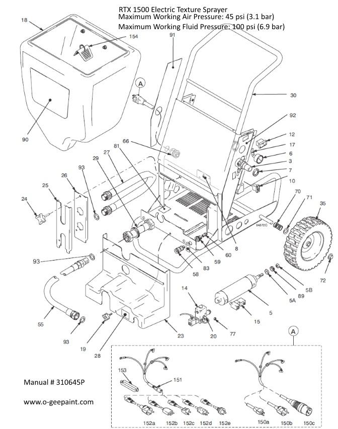 Tex Spray Gun Diagram Product Wiring Diagrams