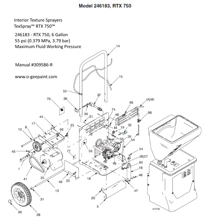 Tex Spray Gun Diagram Basic Guide Wiring Diagram