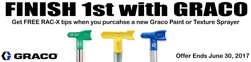 Graco Finish First Offer Free stuff
