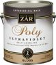 ZAR EXTERIOR CLEAR FINISHES