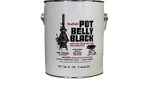 POT BELLY BLACK HIGH TEMP 1000 F